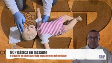Cómo actuar en caso de ahogamiento de un niño