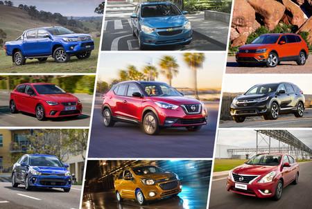 Autos En Venta >> Ventas De Autos Nuevos En Mexico De Enero A Marzo De 2018