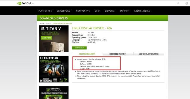 Nvidia Geforce Gtx 1050 Max Q