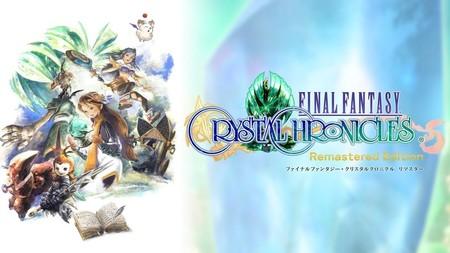 Final Fantasy Crystal Chronicles Remastered Edition llegará en invierno a PS4 y Switch y suma las versiones para iOS y Android [E3 2019]