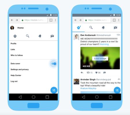Twitter Lite: una aplicación progresiva para ahorrar datos y espacio en el móvil