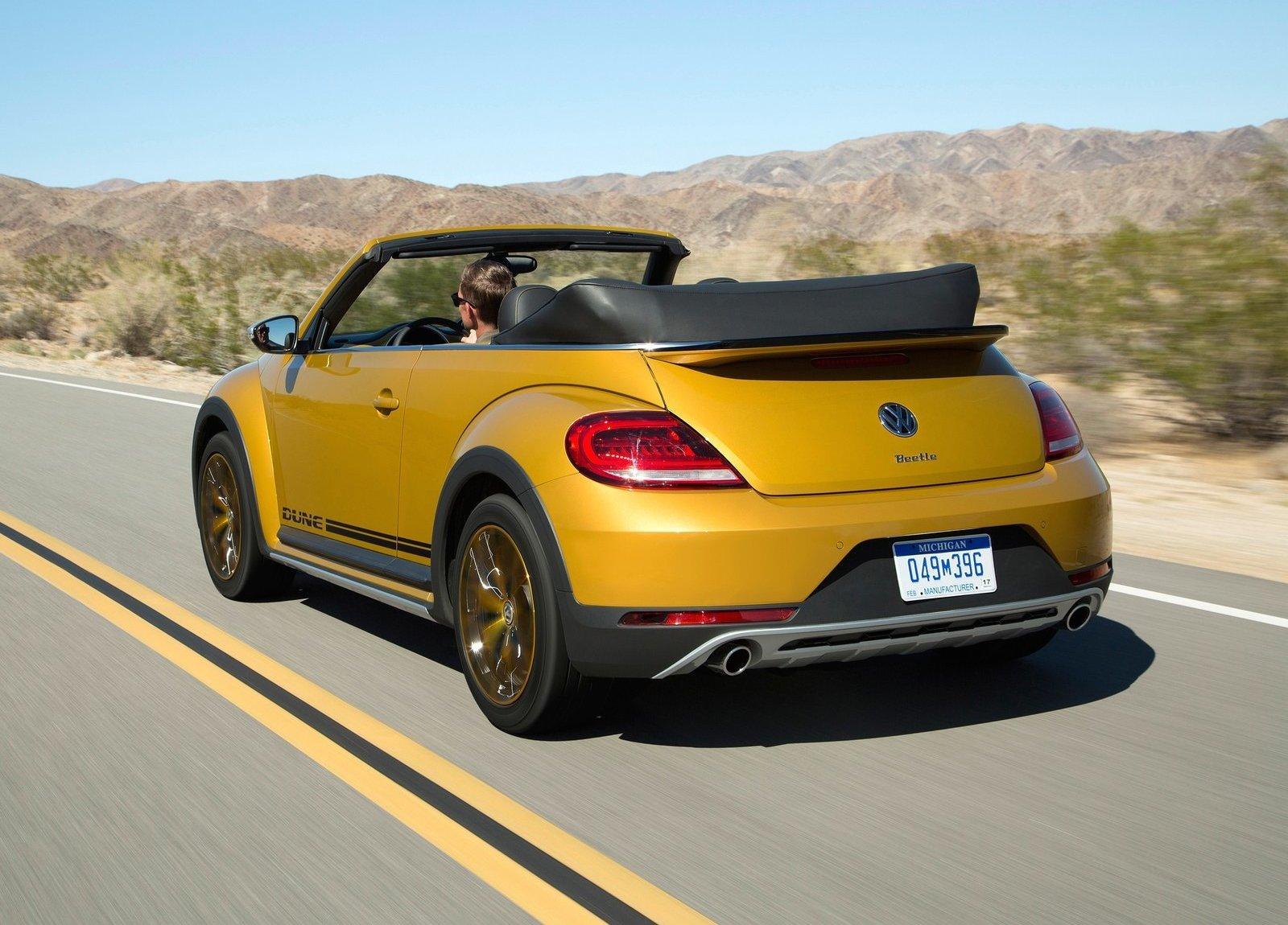 Foto de Volkswagen Beetle Dune (8/14)