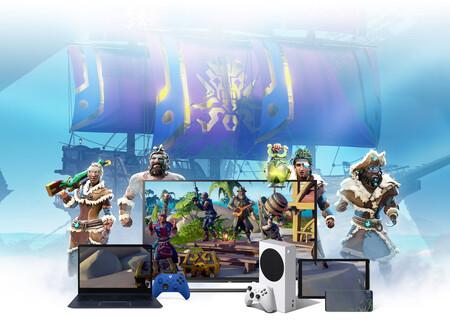 Microsoft va un paso más allá y mejora la calidad de Xbox Cloud Gaming potenciando el sistema con Xbox Series X
