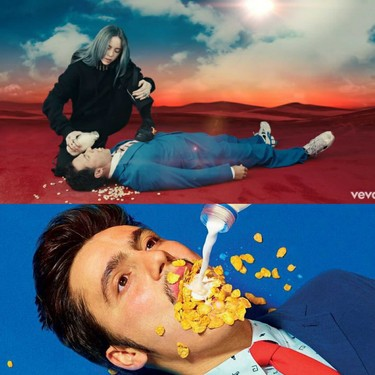 Acusan de plagio a Billie Eilish y Dave Meyers por el videoclip de 'Bad guy'