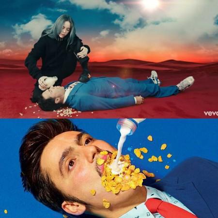 Acusan de plagio a Billie Eilish y Dave Meyers por el videoclip de 'Bad guy'