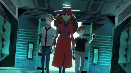 Tráiler de 'Carmen Sandiego': la nueva serie animada de Netflix indaga en el origen de la genial ladrona