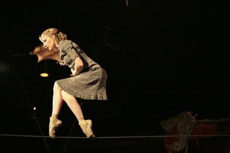 """La compañía Rasposo cierra su exitosa gira de dos años en el Teatro Circo Price de Madrid presentando """"Le chant du dindon"""""""