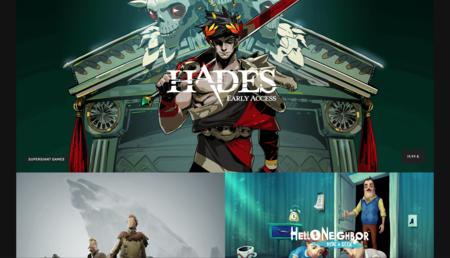 Epic Games abre su competidor de Steam con solo cinco juegos disponibles