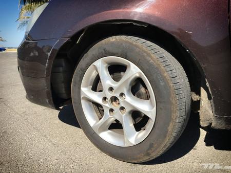 Geely Emgrand neumáticos