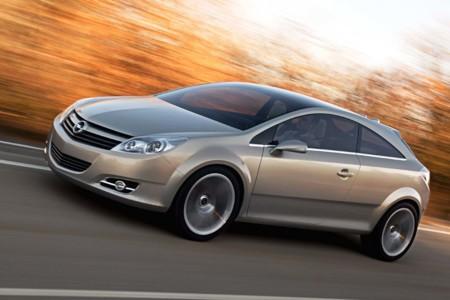Opel GTC Genève