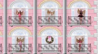 Los ángeles de Victoria's Secret dan el cante (por Navidad)