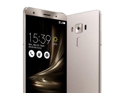 Una prueba benchmark revela que Asus tiene otro smartphone en la recámara