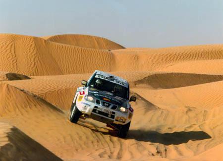 El Dakar 2008 corre peligro
