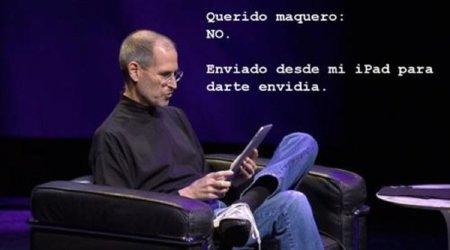Las últimas declaraciones de Steve Jobs son completamente falsas