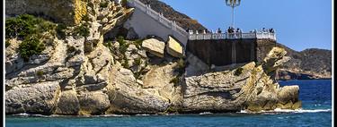 """Los mejores miradores de Alicante: el """"castillo"""" de Benidorm, balcón del Mediterráneo"""