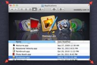 OS X Lion: Teclas para redimensionar ventanas