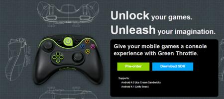 Green Throttle Games,