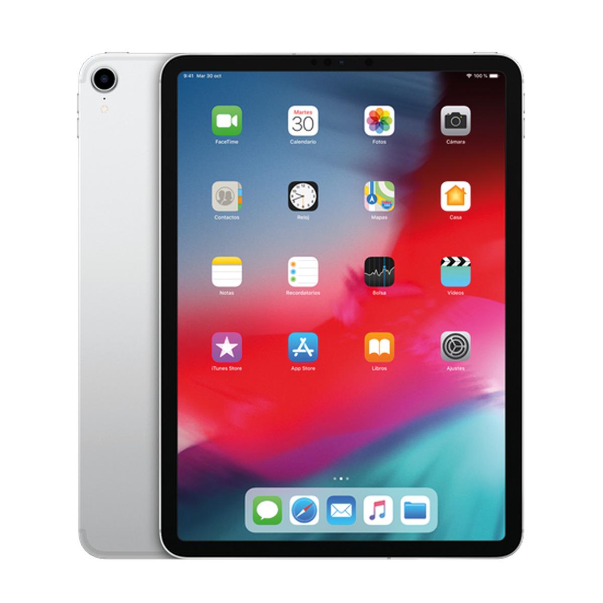 iPad Pro 11 Wi-Fi 64GB - Plata