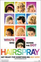 Póster de 'Hairspray', jugando al ¿Quién es quién?