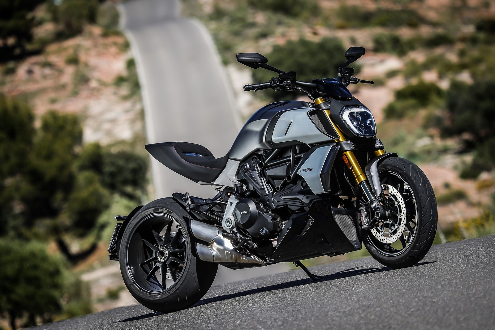 Foto de Ducati Diavel 1260 S 2019, prueba (30/59)