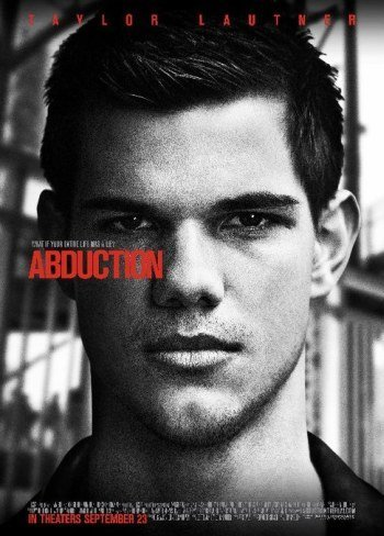 'Sin salida (Abduction)', cartel o foto de Taylor Lautner