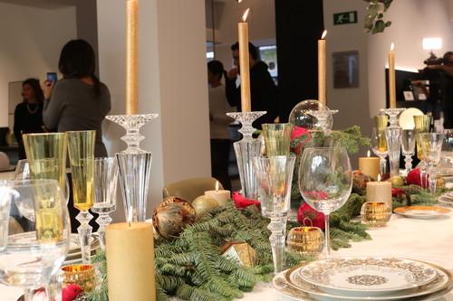 Tres propuestas para poner la mesa esta Navidad en tres ocasiones distintas, según Gunni & Trentino