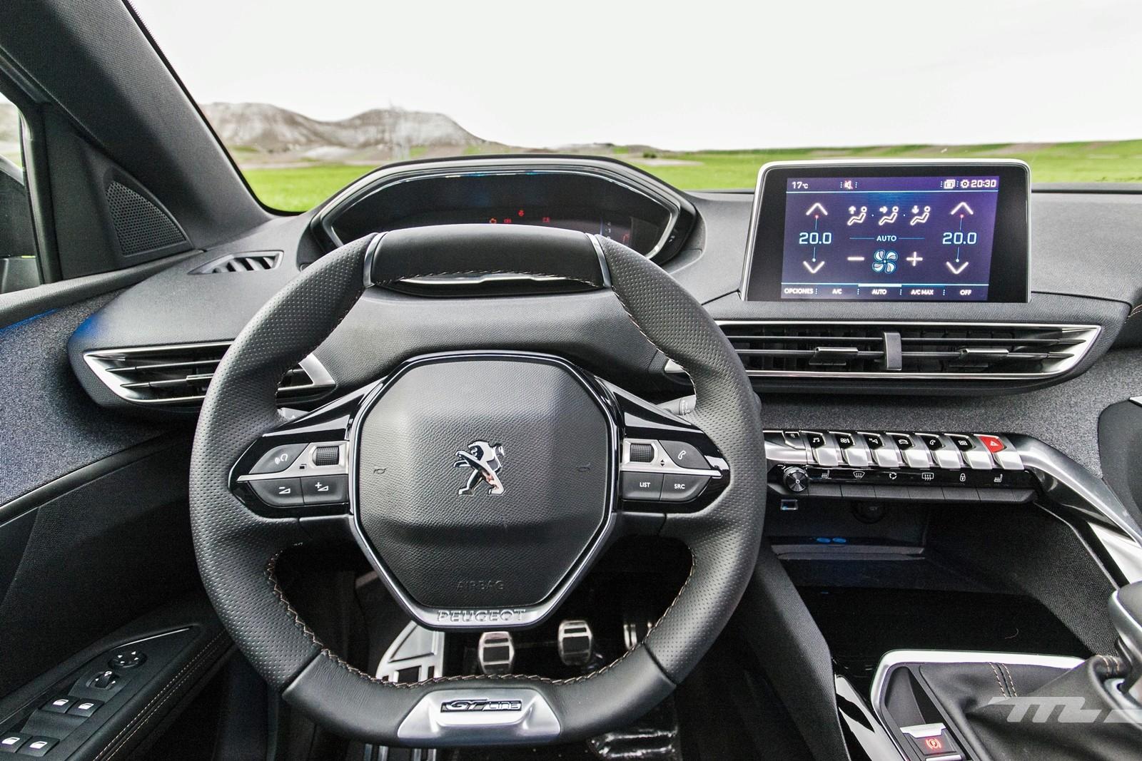Foto de Peugeot 5008 2018, prueba (10/58)