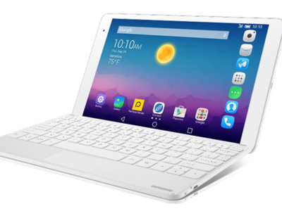 Alcatel OneTouch POP 10, una tableta ligera y funcional para la gama media