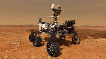 Mars 2020 Rover Main 1280x720