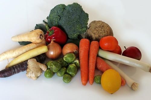 Cinco buenas razones para consumir alimentos de temporada