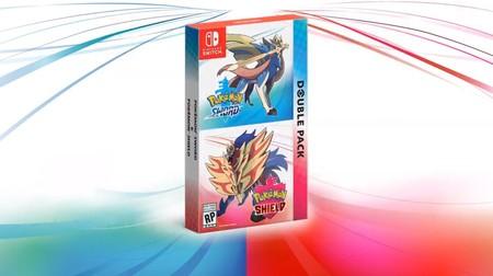 Pokémon Espada y Escudo Box