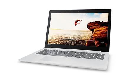 El portátil de gama media Lenovo IdeaPad 320-15IKB, hoy en Amazon a su precio mínimo, por 439 euros