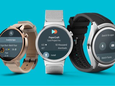 Android Wear 2.0 llegará el 9 de febrero y estos son los smartwatches que actualizarán