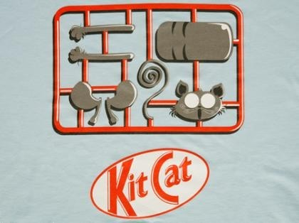 Kit Cat 3 de La Fraise