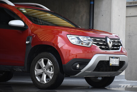 Renault Duster Motor 1 6 Opiniones Prueba Mexico 11