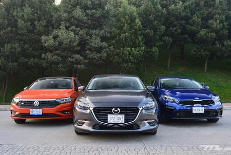 Mazda 3 Vs Jetta