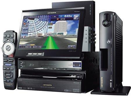 Sistemas multimedia de Pioneer para el coche