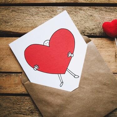 Siete bonitos dibujos de San Valentín para imprimir y colorear