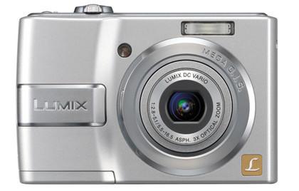 Nueva Lumix LS80 de Panasonic