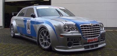 Curiosidades en competición: ZAKSPEED SuperStars Chrysler 300C SRT 8
