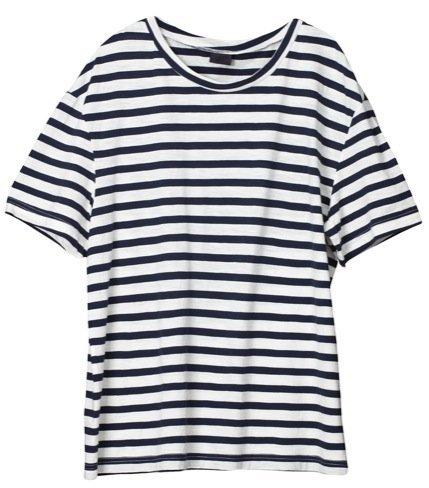 HM Primavera-Verano 2011 camiseta rayas