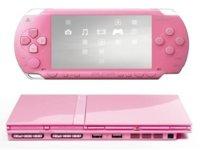 PS2 y PSP en rosa, en Noviembre