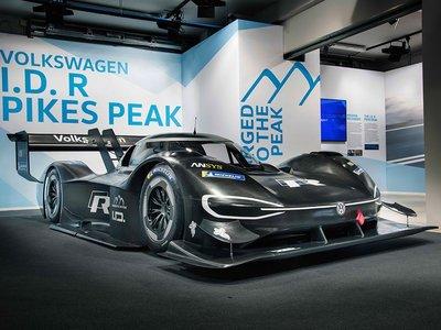 Romain Dumas y Volkswagen, a por el récord de Loeb en Pikes Peak con un coche 100% eléctrico