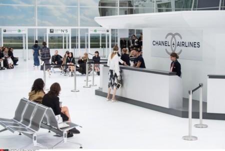 Aeropuerto de Chanel 2