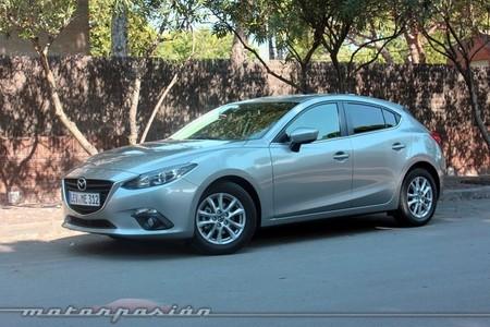 Mazda3, presentación en Barcelona