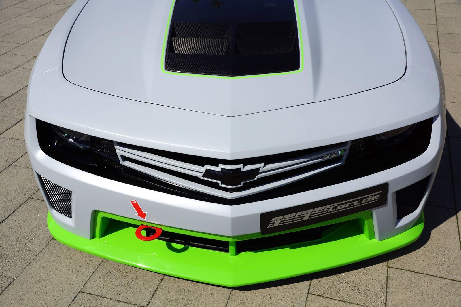 Foto de Geigercars Chevrolet Camaro LS9 (9/18)