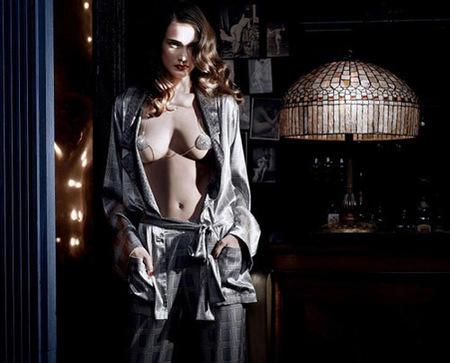 La Perla, colección Black Label para este otoño 2009