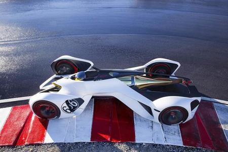 Chevrolet Chaparral 2X Vision Gran Turismo Concept, homenaje a los clásicos