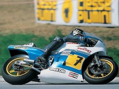 Barry Sheene P Gina 2 Motorpasion Moto