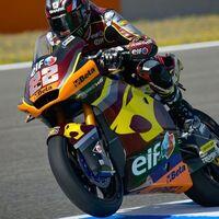 Sam Lowes lidera pero Remy Gardner se reserva en los entrenamientos de Moto2 en Jerez